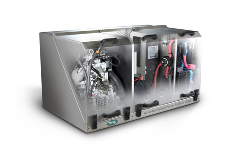 All in one 7kva