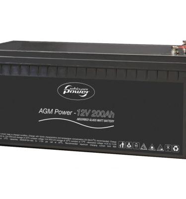 12v agm glass matt battery