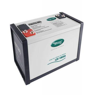 Lithium ion power 12v 100ah