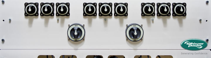 Whisper Power Pacific Battery Switches