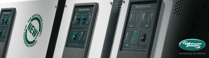 Whisper Power Pacific Sinewave Inverter:Charger